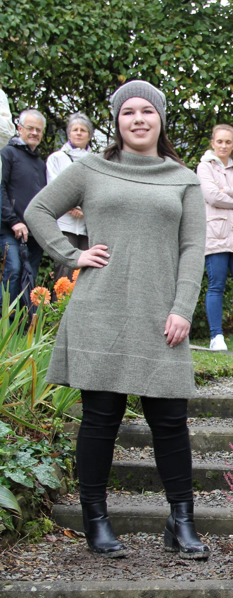 Kleid natural style